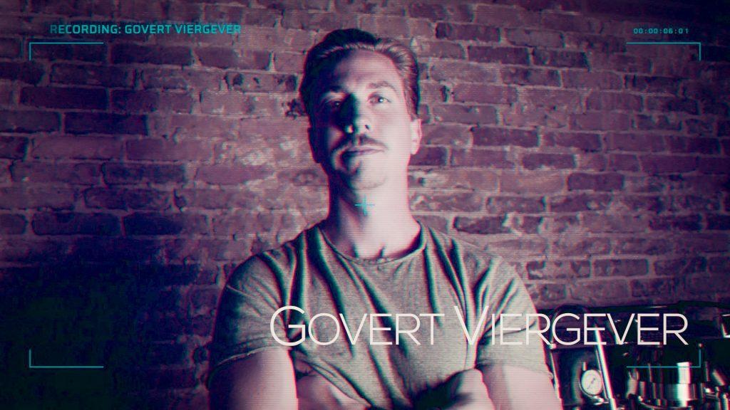 Govert Viergever, cofounder of KAIZEN COFFEE